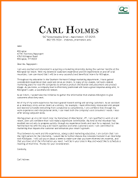 8 marketing cover letter examples g unitrecors
