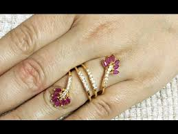 finger ring designs for top beautiful dailywear gold rings designs for women south indian