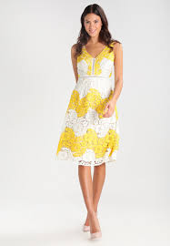 adrianna papell cocktail dress party sunbeam ivory women