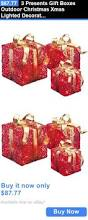 Ebay Christmas Lights Outdoor by 49 Best Christmas Lighted Boxes Images On Pinterest Christmas
