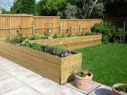 Backyard Raised Garden Ideas Raised Garden Borders Home Design Ideas And Pictures