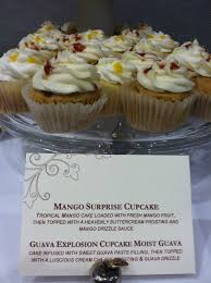 mango and guava cupcakes u2013 a sunny day edible reflections