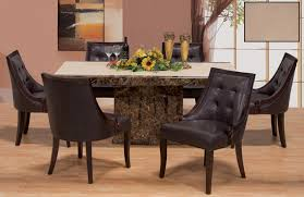 Marble Dining Room Table And Chairs Marble Dining Room Table Sets Chair Marble Dining Room Table And