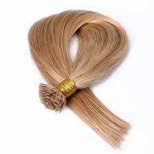 keratin hair extensions flat tip keratin hair extension silky fusion hair extensions