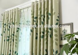 Curtains Printed Designs Fantastic Curtains Printed Designs Designs With Two Side Dull Leaf