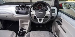 volkswagen pickup interior volkswagen up review carwow