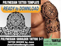 polynesian tattoos and templates ready to click here