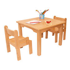 Childrens Armchair Uk Childrens Furniture Solid Beech Wood Set Of Three One Children U0027s