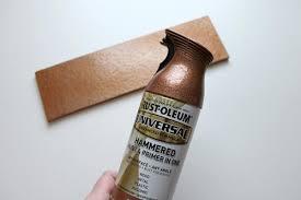 diy copper menorah u2013 design sponge