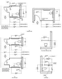 handicap accessible house plans stunning 30 handicap restroom measurements decorating inspiration