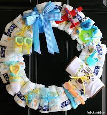 baby shower wreath baby shower wreath designcreative me