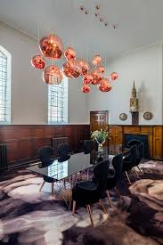Lamps For Dining Room Best 25 Copper Pendant Lights Ideas On Pinterest Copper