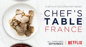 chefs cuisine chef s table poster for the upcoming netflix series