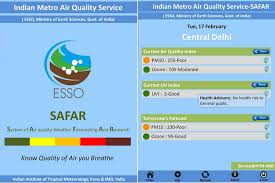 android app to you can use this android app to check air pollution levels in