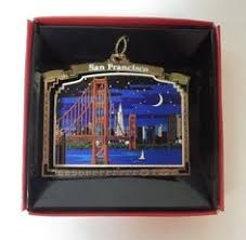 ornament city landmarks souvenir gift