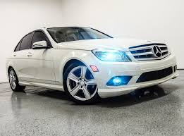 mercedes c class c300 pre owned 2010 mercedes c class c300 4d sedan in scottsdale
