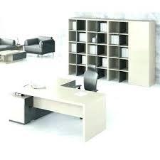 modern l shaped office desk modern l shaped desk and mid century modern l shaped executive desk