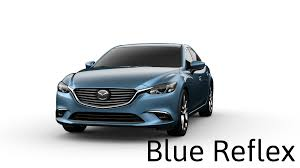 2017 mazda6 paint color options