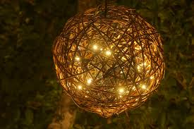 Outdoor Christmas Lights Amazon by Amazon Com Willowbrite Globe 12 Warm White Natural Willow