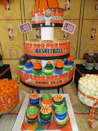 March Madness Decorations Get Ready For March Madness With Basketball Party Ideas Design