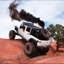 Rollin Coal Omfg A Jeep Rollin Coal 0 Cummins