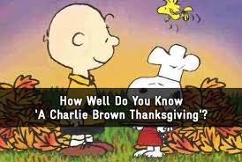 how well do you a brown thanksgiving trivia quiz