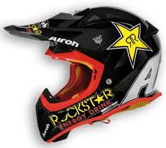 rockstar motocross helmet airoh aviator rockstar motocross helmet mx simulator