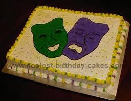 mardi gras cake decorations coolest mardi gras cakes