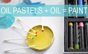 oil pastels oil u003d paint picklebums