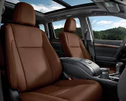Toyota 60 40 Bench Seat 2017 Toyota Highlander Review