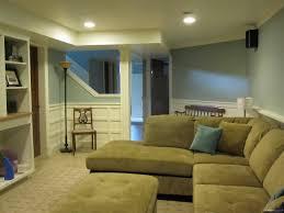 basement living rooms home desain 2017