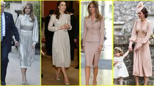 Kate Middleton Dress Style From by Melania Trump And Kate Middleton U0027s