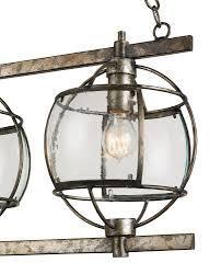 Rectangular Chandelier Broxton Rectangular Chandelier Lighting Currey And Company