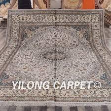 persiani antichi yilong 9 x12 tappeto persiano di seta classica grande antico