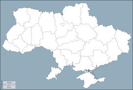 Map Ukraine Ukraine Free Map Free Blank Map Free Outline Map Free Base Map
