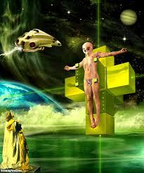 alien jesus on cross pictures freaking news