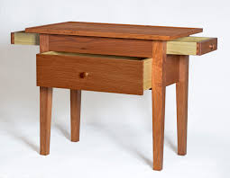 Handcrafted Wood Tables Superior Woodcraft Handcrafted Custom Shaker Table By Superior