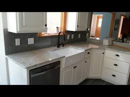 Granite Countertops And Kitchen Tile Backsplashes 3 by Colonial White Granite Countertops 3 X 6 Smoke Gray Glass