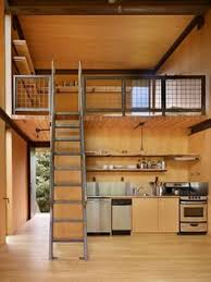 interior design for small homes the best tiny house build white appliances wood stairs and