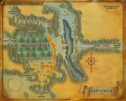 Lord Of The Rings World Map by Shadow Map Objects Lord Of The Rings Online Zam