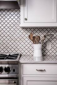 best grout for kitchen backsplash snow white arabesque glass mosaic tiles kitchen backsplash snow