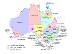 territories of australia map resource management nrm regions