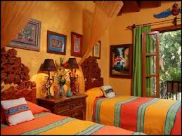 southwestern kitchen decor mexican interior paint colors mexican
