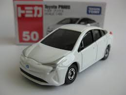 tomica toyota prius รถเหล ก tomica 50 toyota prius โตโยต า พร อ ส ใหม ส ขาว รถ