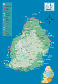 Mauritius World Map by Mauritius Map Islandinfo