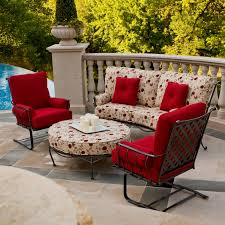 Patio Recliners Chairs Patio Awesome Patio Seating Sets 4 Piece Patio Set Clearance
