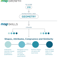map skills response to intervention nwea