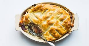 make a potpie with your thanksgiving leftovers