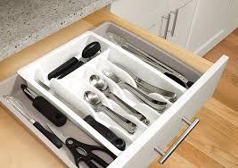 kitchen utensil drawer organizer 84 stunning decor with cool