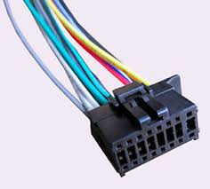 wiring harness fits pioneer mvh x380bt mvh x381bt mvh x560bt